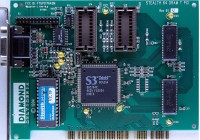Diamond Stealth 64 DRAM T PCI rev.B1C