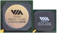 VIA CN896 + VIA VT8237S