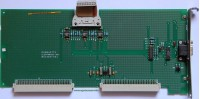 Primary SVGA output PCB