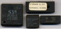 86C805-P chips