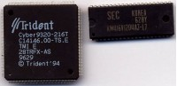 Cyber9320 chips