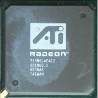 ATI RV100 GPU