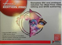 Pinnacle Liquid Edition Pro