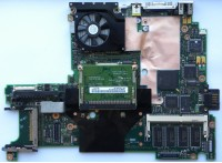 IBM TransNote motherboard