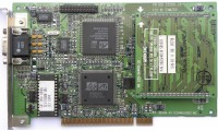 ATi GRAPHICS PRO TURBO 4MB