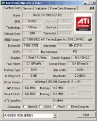 IBM RSA II GPU-Z