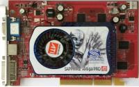 Sapphire X1650 PRO 512MB AGP