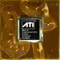 ATi M64-M GPU