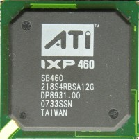 ATU IXP 460 Southbridge