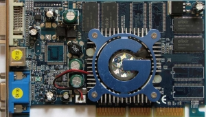 NVIDIA GeForce FX 5700LE