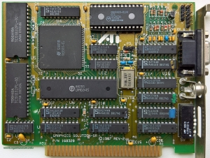 ATI CW16800-C (Graphics Solution-SR)