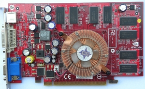 NVIDIA GeForce 6600