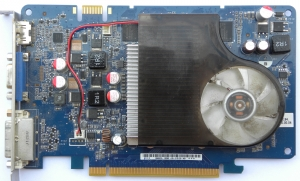NVIDIA GeForce 9600 GS