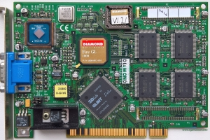 Diamond Fire GL 1000 (3Dlabs Permedia NT)